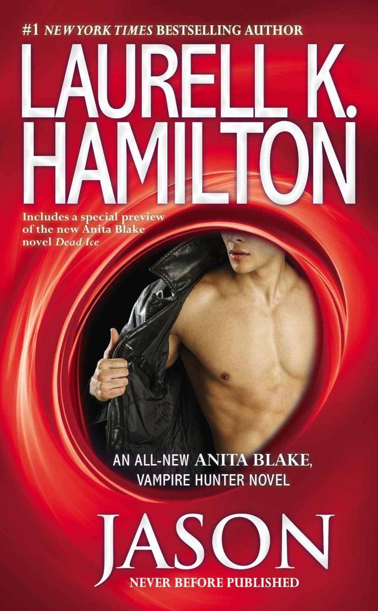 Jason: Anita Blake Vampire Hunter Book 23  By Laurell K Hamilton
