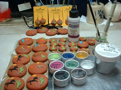 25 Favorite Polymer Clay Studio Tools + Gadgets + Glues