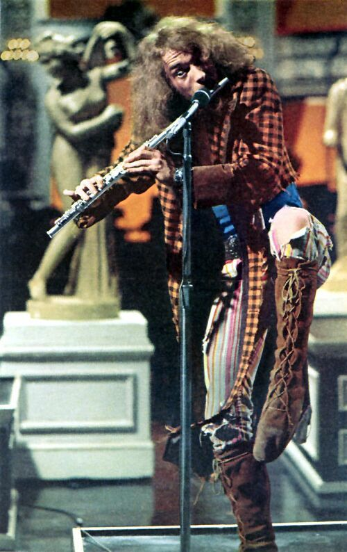 Image detail for -Jethro Tull with Ian ♥