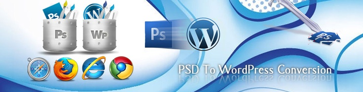 PSD To WordPressconversion services from India