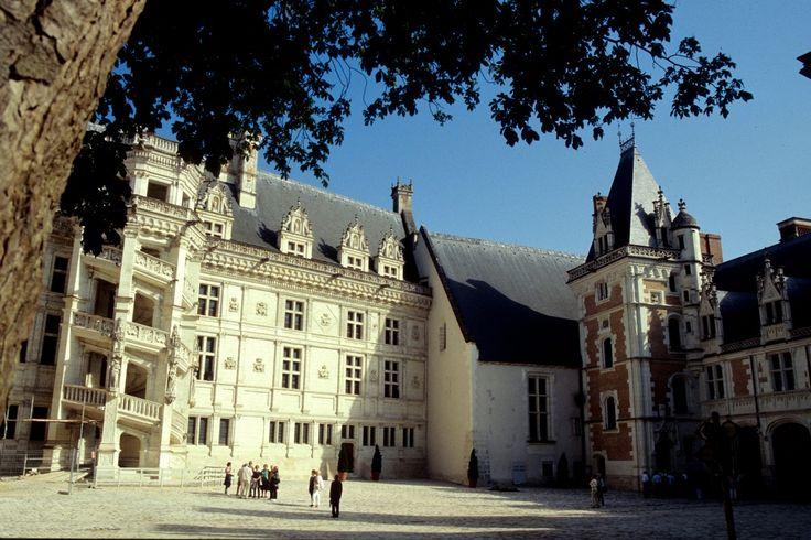 Francia, i Castelli della Loira: il Castello di Blois