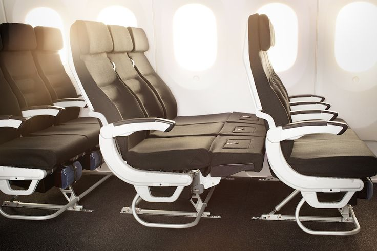 Boeing 787-9 Skycouch Extended. For more information on Air New Zealand's new Boeing 787-9 visit http://www.airnewzealand.co.nz/futuretakingflight #AirNZ #787-9 #AirNewZealand #NewZealand
