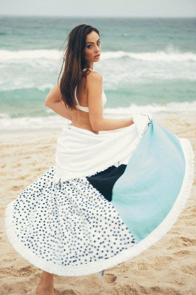 HITTING THE SANDS WITH SANDY NOMAD BEACH TOWELS For Australia, January is a month of sun, sweat and sweetness. From beach barbeques to pool parties, there's one accessory that everyone needs when i...