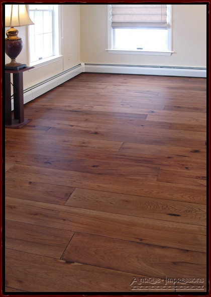 Wide plank hickory flooring hickory floors prefinished for Hardwood flooring canada