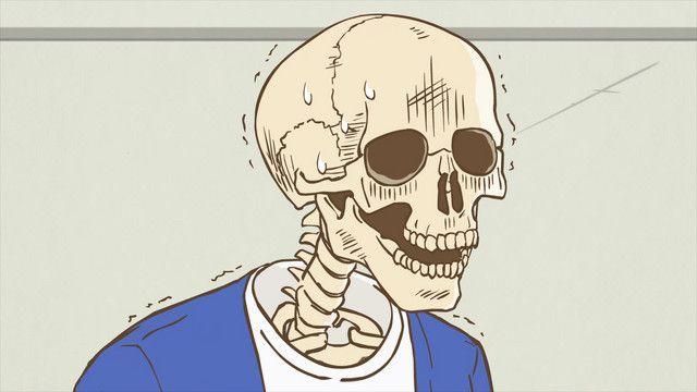 Skull Face Bookseller Honda San Episodio 4 L Infernale Corso