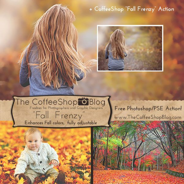 Today I am so excited to release my newest Photoshop/PSE action. This one enhances the reds/yellows/greens in your image, so it is p...