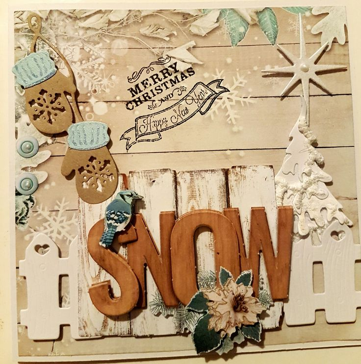 We are hoping for a lots of snow in this winter!