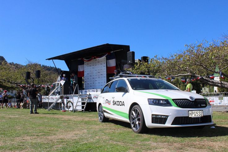 Miles Continental ŠKODA at the Coffee Culture Le Race 2015   Flickr - Photo Sharing!