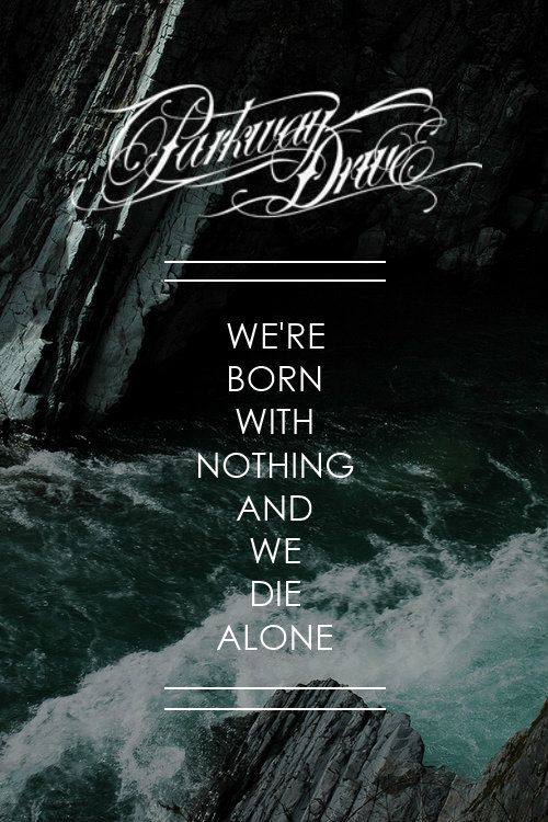 Parkway Drive - Old Ghost / New Regrets