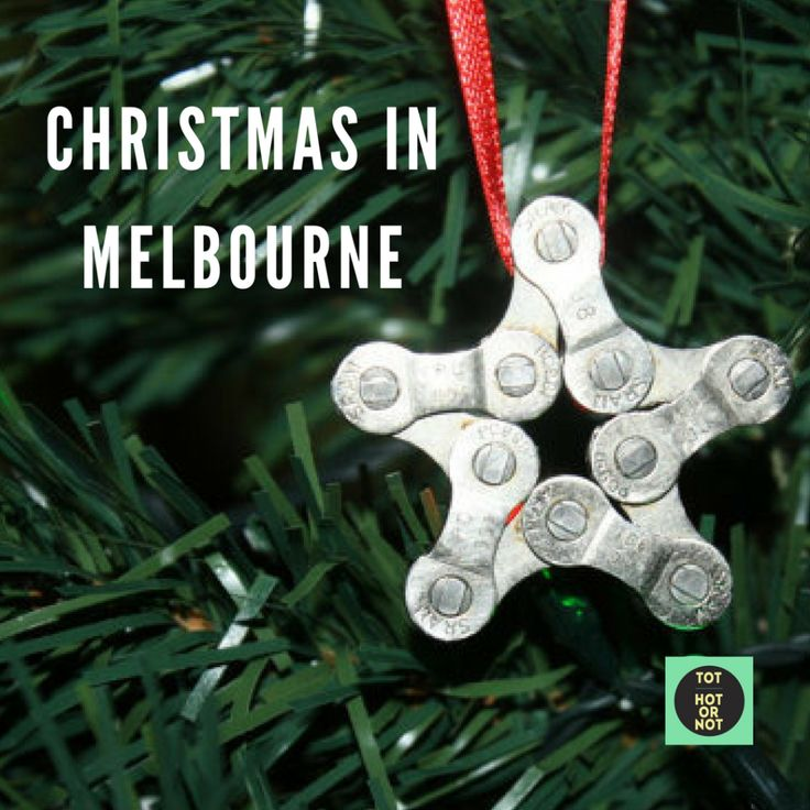 The HOT List Christmas In Melbourne 2016