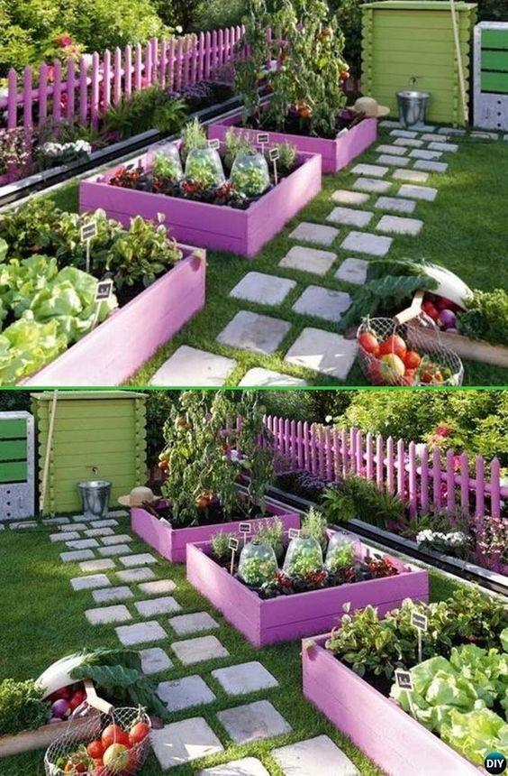 20 großartige Ideen für Gartenkanten, die Ihrem Außenbereich neuen Charakter verleihen