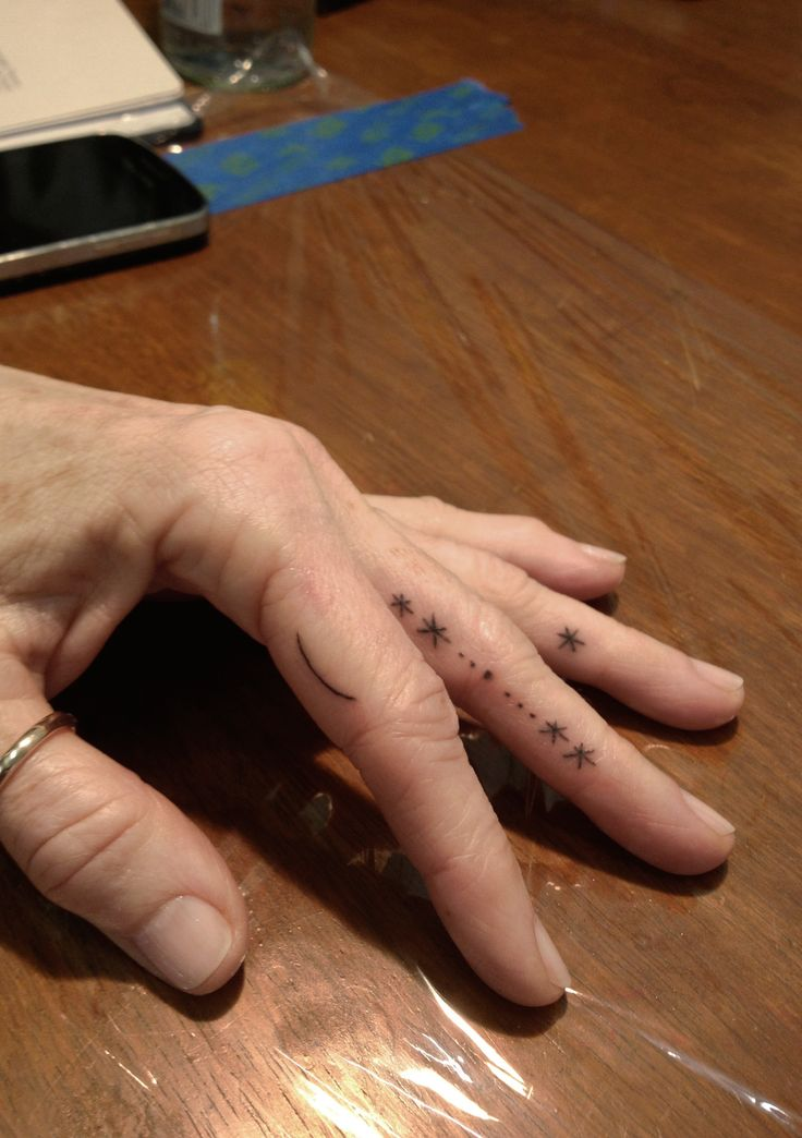 Miso : home-made tattoos : galaxy hands for Sandra, traded for whiskey : Melbourne, 2013