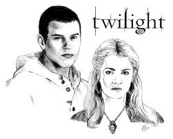 coloring page  Twilight Fan Art  Pinterest  Coloring and
