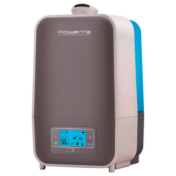 rowenta intense aqua control humidifier engineered to protect your health against the effects of dry