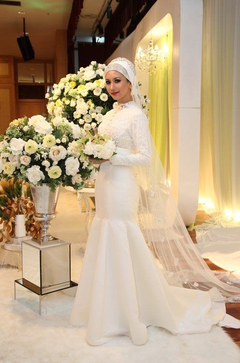 Love this Malay wedding gown! Rico Rinaldi