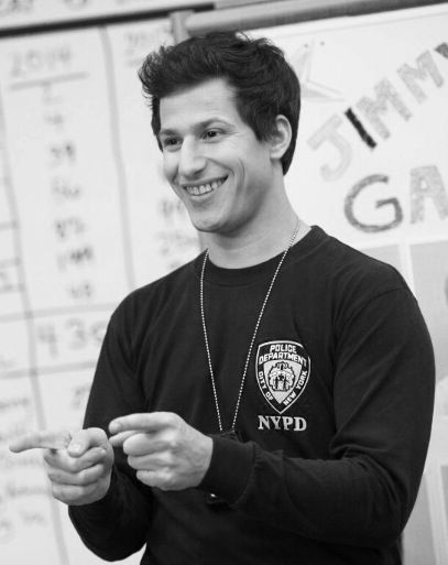 I have a strange attraction to Andy Samberg