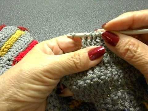 Sweter para niña Crochet parte 3 de 4 - YouTube