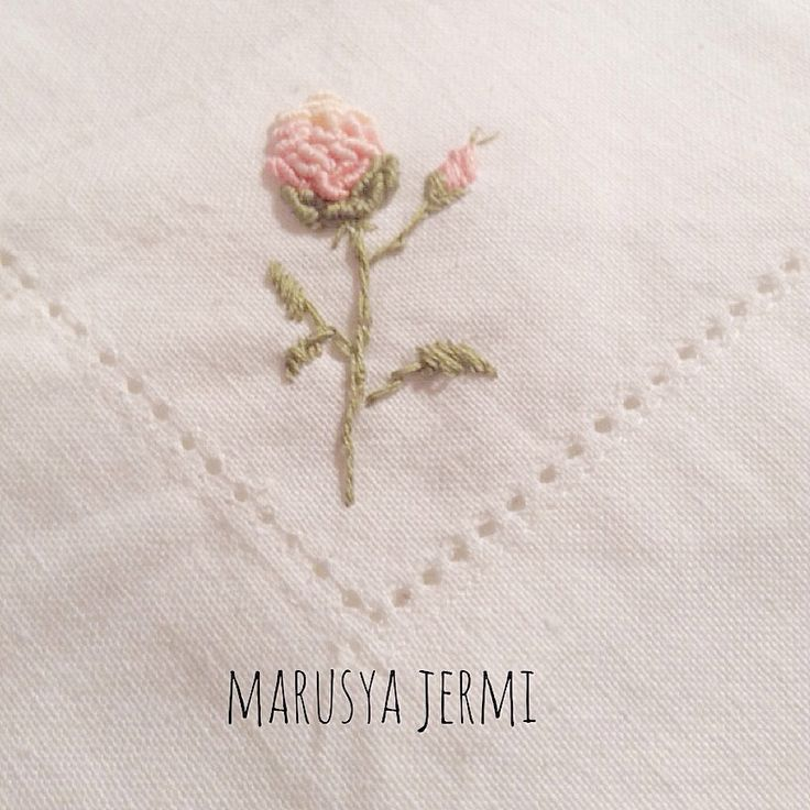 embroidery by Marusya Jermi