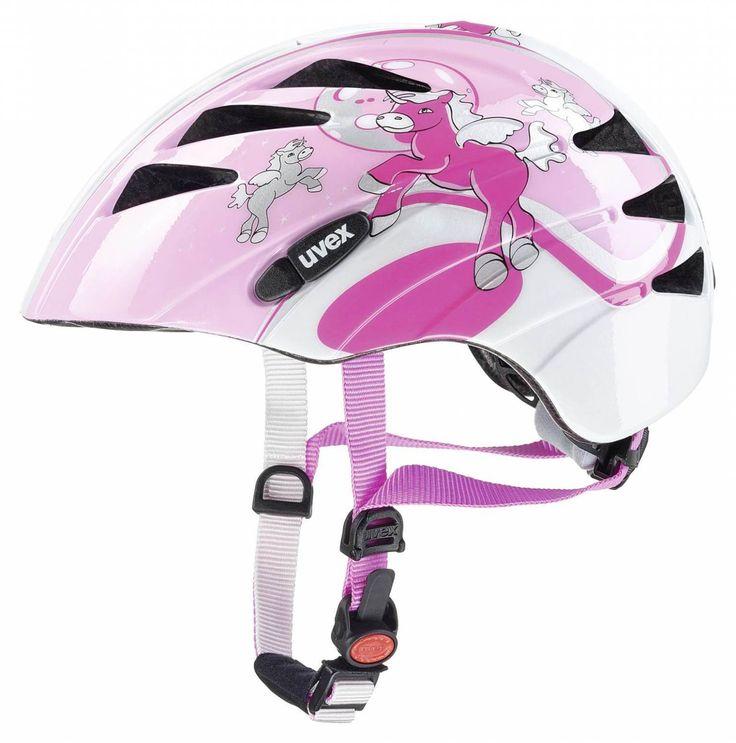 Sportolino Angebote uvex Kid1 Kinder Fahrradhelm (Größe: 47-52 cm, 11 pony): Category: Fahrrad>Fahrradhelme>Fahrradhelme…%#Quickberater%