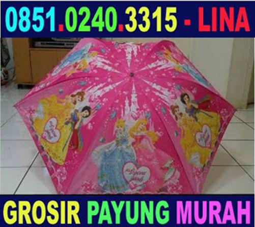 Jual Payung Golf Promosi Murah Lamongan - 0851.0240.3315