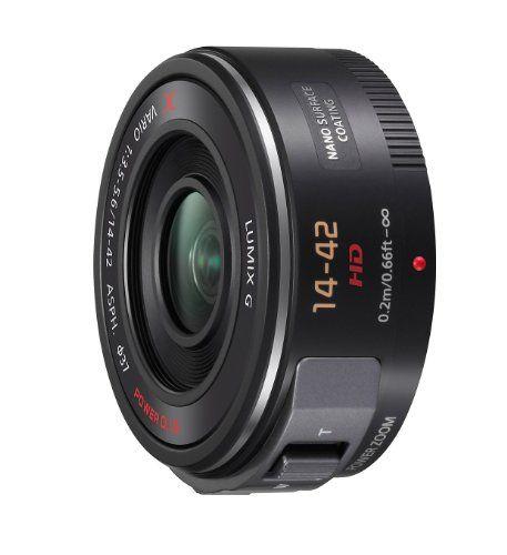 Panasonic H-PS14042E-K Objectif 14-42 mm F3.5-5.6 pour Appareil photo Lumix G Panasonic http://www.amazon.fr/dp/B005K6WTSK/ref=cm_sw_r_pi_dp_Fsmywb08NEY43