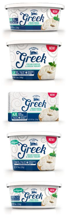 Greek Cream Cheese | Franklin Foods. Just tried this today. It's yummy!