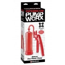 Quickly extinguish all performance letdowns with the Fire Power Pump! Developed as a safe, affordable, non-surgical alternative to expensive medical procedures and pills, this handheld p***s pump is the easy way to instantly enlarge your p***s without any negative side-effects. Discover thick, throbbing erections that last and last as your c**k gets bigger and thicker than ever before. Simply insert your p***s into the vacuum cylinder tube, squeeze the EZ-grip trigger handle, and watch your…