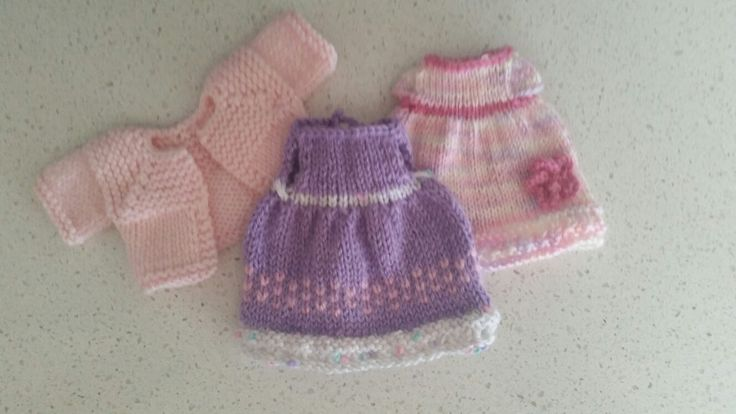 Little cotton rabbit outfits wrapped for Christmas - 3