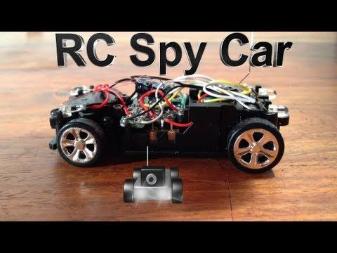 Simple RC Electric Door Lock - YouTube