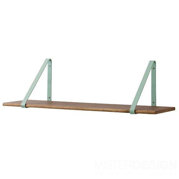 Shelf Wandplank Smoked Oak - Ferm Living - Wandplanken - Opbergmeubelen - Meubelen