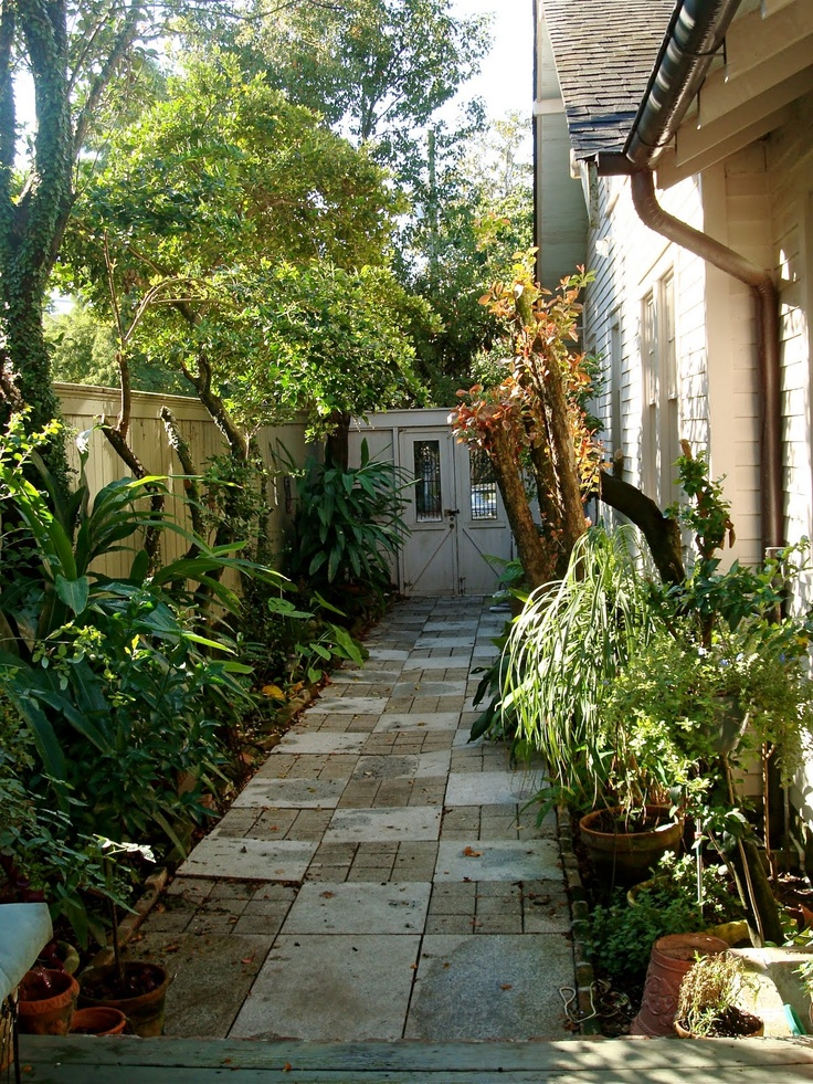 16 best small corridor landscaping ideas images on Pinterest ...