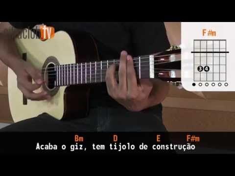 Legião Urbana - Giz (Cifras) - aprenda a tocar com as cifras da música e a videoaula do Cifra Club