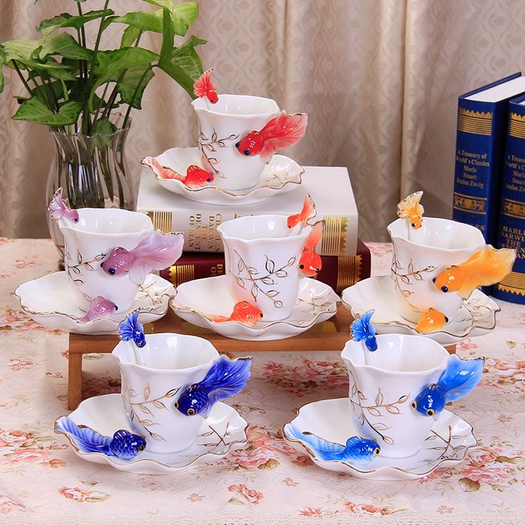 Find More Information about YOLIFE BRAND Goldfish Coffee Cup Porcelain mugs and cups suit creative wedding present ceramic cup European,High Quality porcelain mug,China brand mug Suppliers, Cheap ceramic cup from SHENZHEN YOLIFE COMPANY LIMTED Store on Aliexpress.com