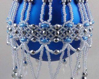 L'ornamento Bejeweled prenotare 1 PDF di michelleskobel su Etsy