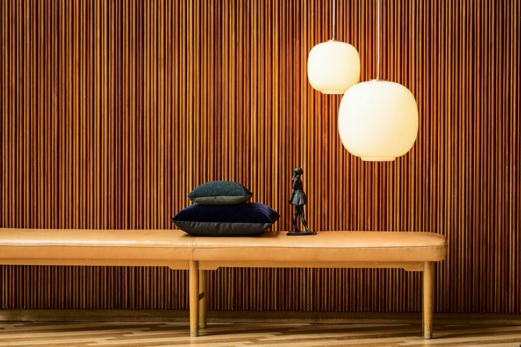 VL45 • Danish Design by: Vilhelm Lauritzen • Louis Poulsen.