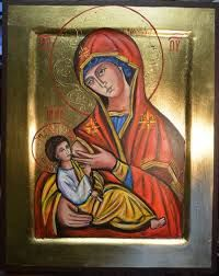 Znalezione obrazy dla zapytania madonna karmiąca
