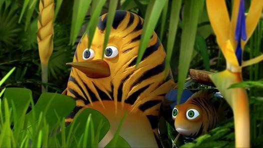Ce Film d'animation a été réalisé par TAT PRODUCTIONS et coproduit par Master Films. Il a reçu le Kidscreen Award du Meilleur Film d'Animation pour la Télévision en 2012.