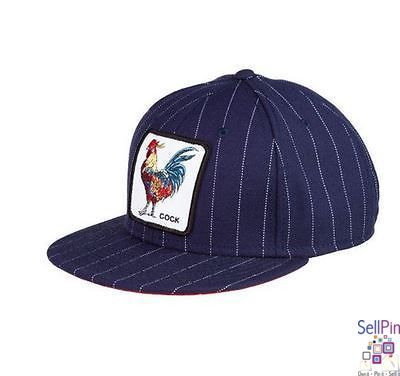 new tags brothers animal cap hat rooster rossignol baseball