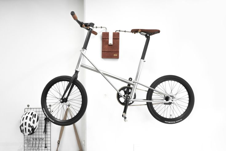 CLEMT Wall-Mount Bike Rack #bike, #rack, #wall