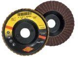 DISCO ABRASIVO A LAMELLE MM. 115X22 GR 120 https://www.chiaradecaria.it/it/ferramenta-utensili-manuali/5133-disco-abrasivo-a-lamelle-mm-115x22-gr-120-8014211559013.html
