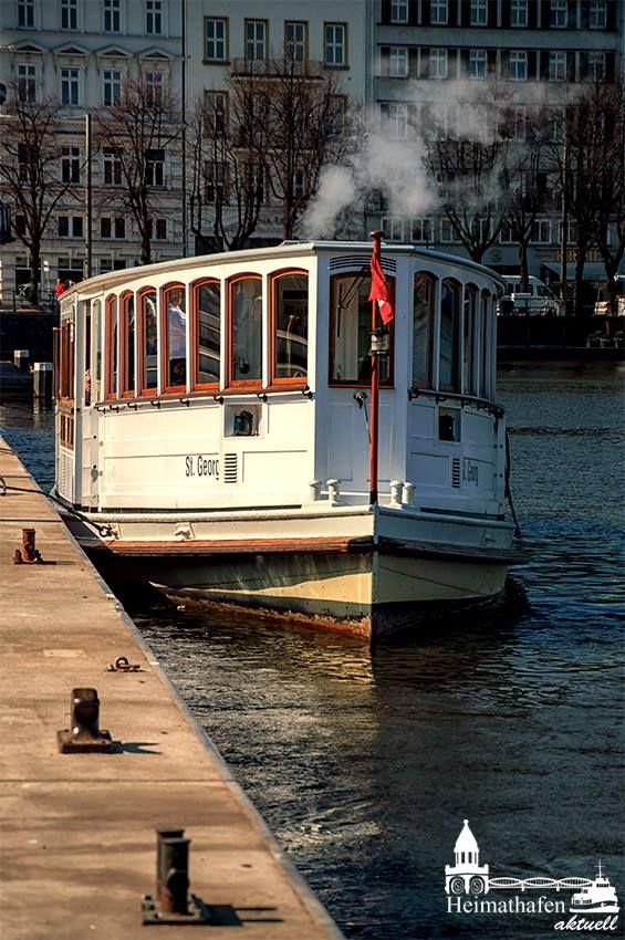 Alsterboot, Hamburg, Deutschland