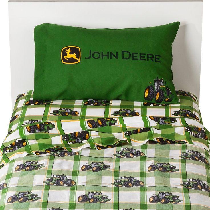 1000+ Ideas About John Deere Bedroom On Pinterest