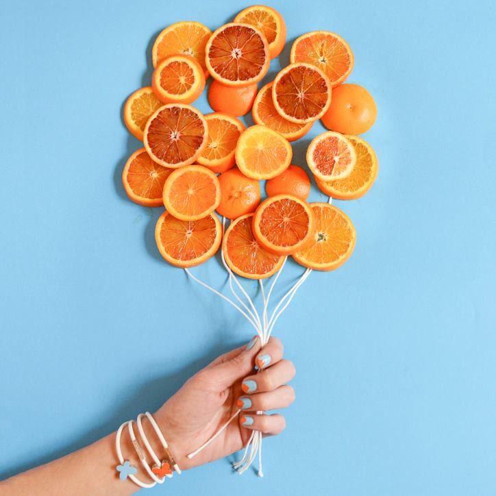 #ringbow #orange #blue