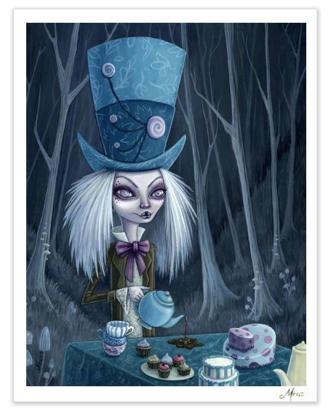 alice in wonderland paintings fine art -