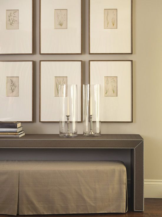Elegant Foyer Benches : Tim barber elegant foyer art gallery skirted bench grey console living spaces