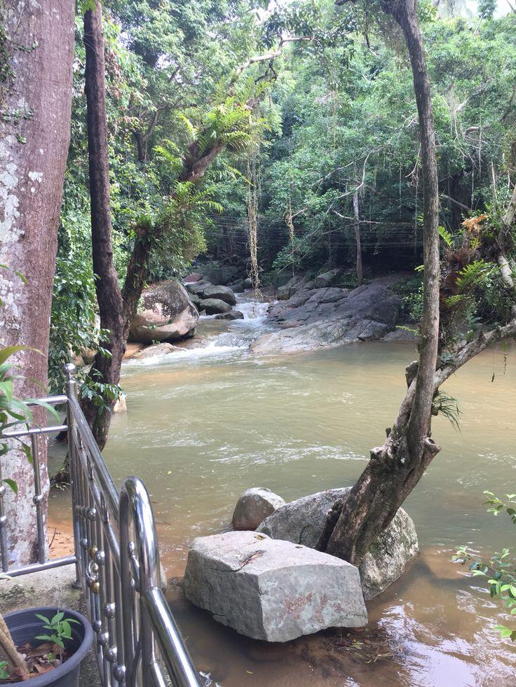 Waterfalls of Koh Samui