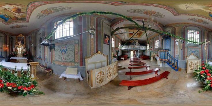 Kościół w Barwałdzie Dolnym