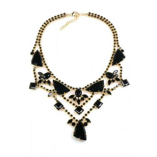 http://tresormaison.com/ru/necklaces/303-malina-gold-plated-picasso-black-necklace.html