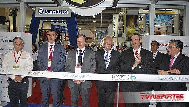 Inauguran Logistic Summit & Expo en Centro Banamex