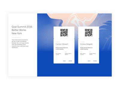 Web Tickets Exploration